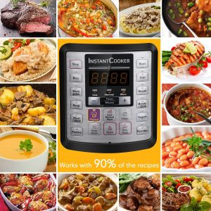 Instant Cooker IC60 7-in-1 Multi-Functional Pressure Cooker
