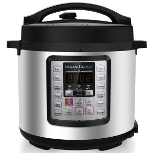 Instant Cooker IC60 7-in-1 Multi-Functional Programmable Pressure Cooker