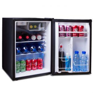 Della 2.6 cu ft Mini Fridge Freezer