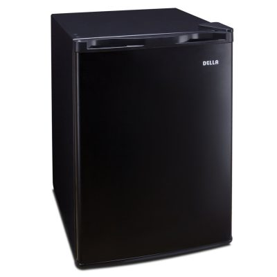 Della 2.6 cu ft Mini Refrigerator Fridge Freezer