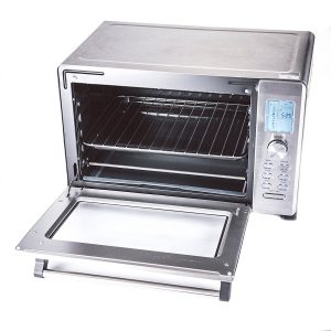 Morning Star 12-Slice Countertop Digital Infrared Convection Toaster Oven