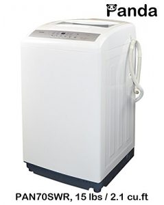 Panda PAN70SWR Small Compact Portable Washing Machine