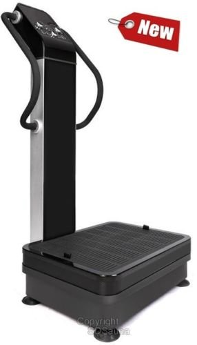 Professional Dual Motor 1500W Full Body Vibration Plate