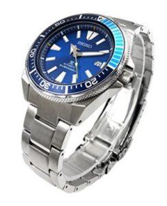 Seiko Prospex 200m Blue Lagoon Samurai