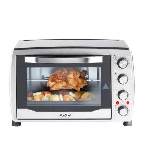 VonShef Large 31Qt 36L Convection Countertop Toaster Mini Oven