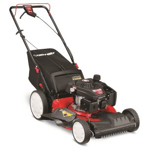 troy-bilt tb220 159cc 21-inch self-propelled lawn mower