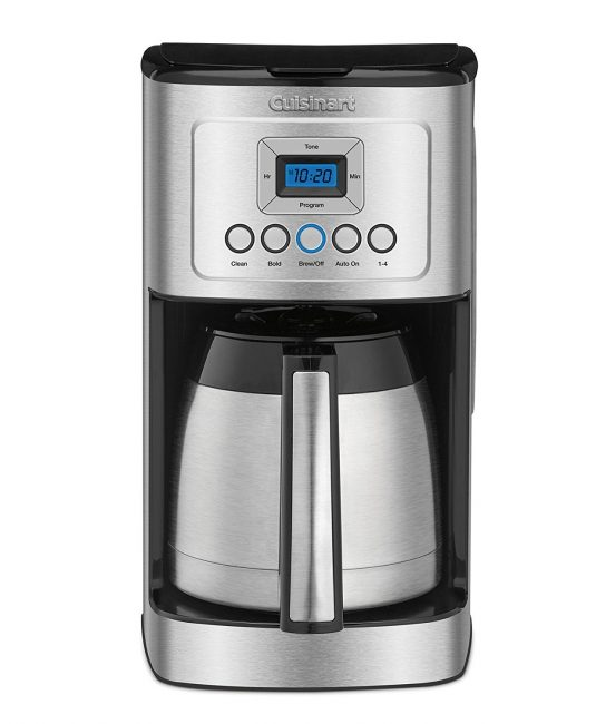 Cuisinart DCC-3400 12-Cup Programmable Thermal Coffeemaker