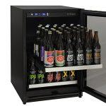 Kegco VSCB-24SSRN 24 inch Wide Undercounter Craft Beer Center