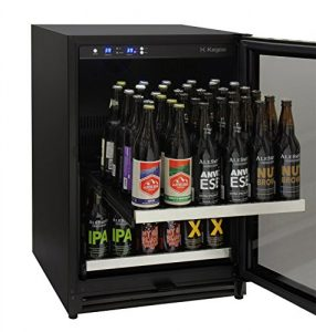 Kegco VSCB-24SSRN 24 inch Wide Undercounter Craft Beer Center