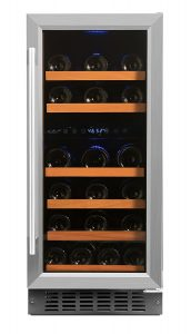 Smith & Hanks 32 Bottle Dual Zone Wine Refrigerator