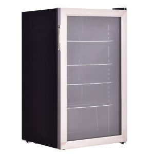 Costway 120 Can Beverage Center