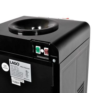 Lago Top Load Hot, Cold & Room Water Cooler