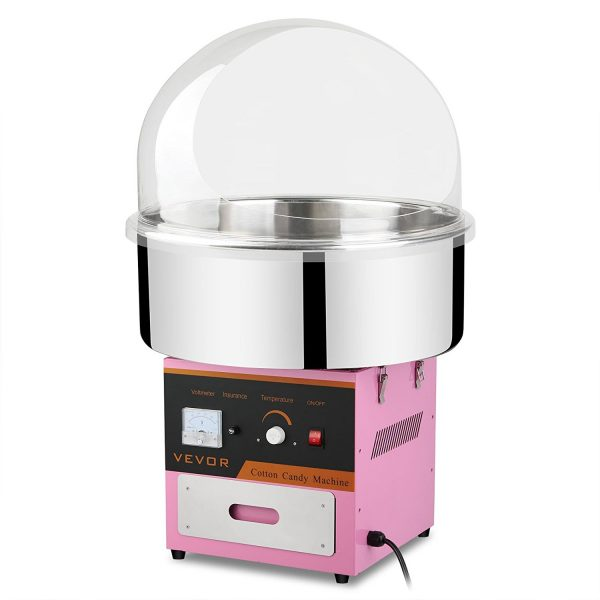 Mophorn Vevor Cotton Candy Machine