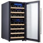 Phiestina 33 Bottle Double Zone Wine Cooler