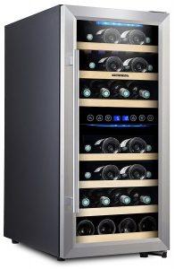 Phiestina 33 Bottle Wine Cooler