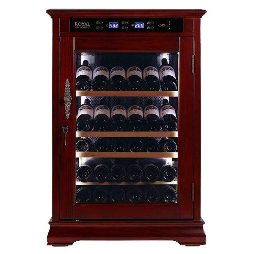 Royal Cave 72 Bottles Digital Wine Cellar
