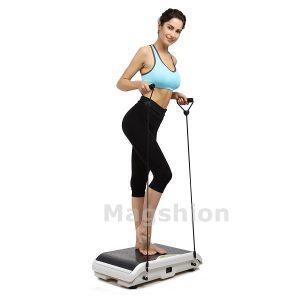 X-MAG Whole Body Vibration Fitness