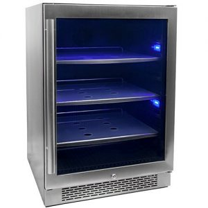 Avallon 152 Can 24 Built-In Beverage Cooler
