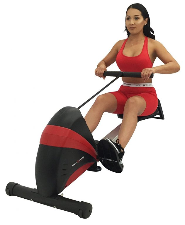 Body Xtreme Fitness Home Rowing Machine Body Sculpture 1500-S
