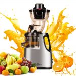 jese wide chute masticating juicer