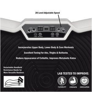 modic vibration plate