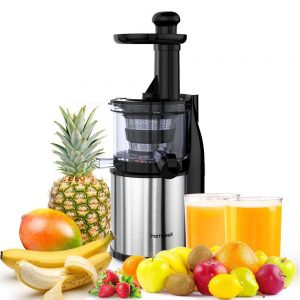 Homgeek Masticating Slow Juicer
