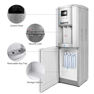 4-EVER Top Loading Hot Cold Water Cooler