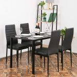 FDW Dining Room Table Set