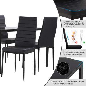 FDW Dining Table Set Design
