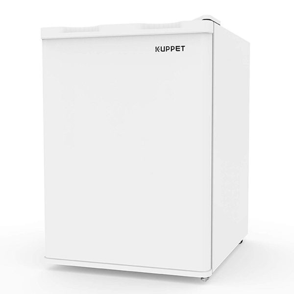 KUPPET Upright Freezer, Compact Reversible Single Door