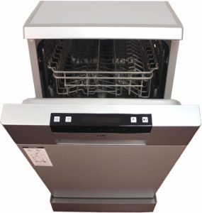 SPT SD-9263SS Portable Dishwasher Interior