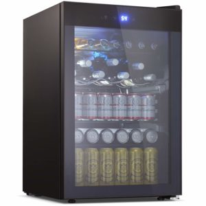 Tavata Beverage Refrigerator and Cooler - 4.5 Cu. Ft.