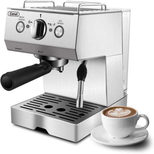 Gevi 15 Bar Espresso Coffee Machine