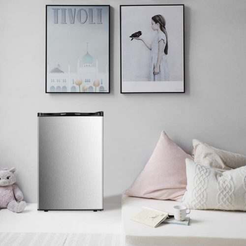 Joy Pebble Free Standing Upright Freezer