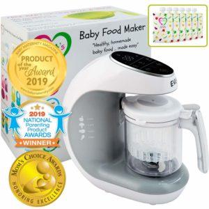 baby food maker evla's