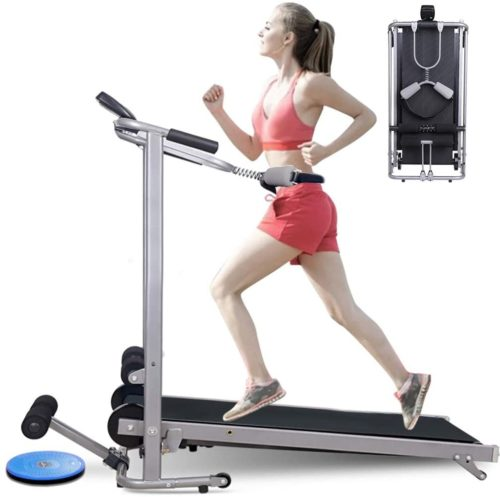 Uamsiste Mechanical Walking Treadmill