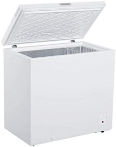 Avanti CF720M0W freestanding chest freezer