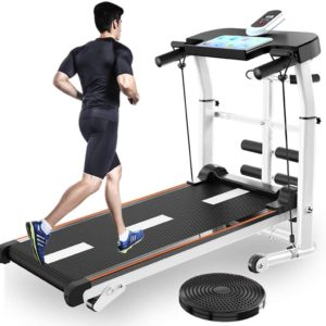 umog folding 4-in-1 treadmill
