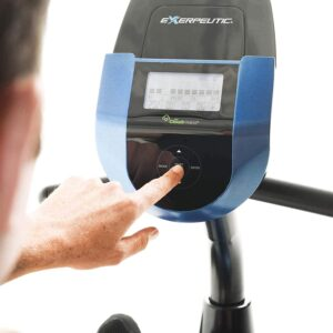 Exerpeutic 4121 Magnetic Recumbent Bike