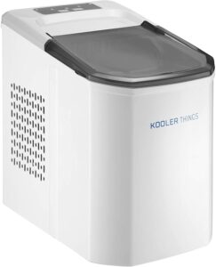 KoolerThings Automatic Self-Cleaning Ice Maker