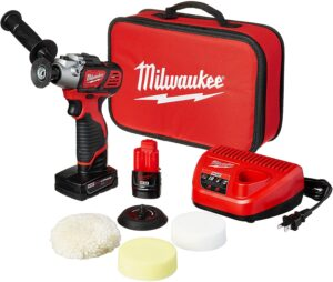 Milwaukee 2438-22X M12 Variable Speed Polisher Sander