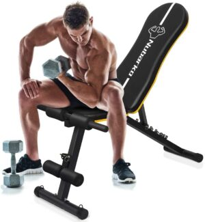 nubarko forethought adjustable utility bench