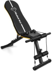 nubarko utility weight bench