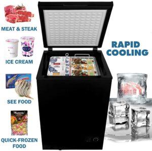 ADT Chest Freezer 3.5 cu. ft