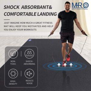 MRO Premium Large Exercise Mat