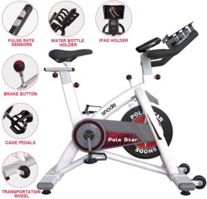 Snode Indoor Magnetic Bike