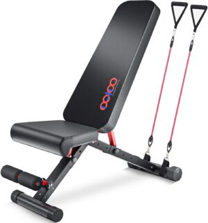 pelpo Utility Weight Bench
