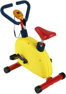 Catrimown Spin Bike Kids Workout Equipment