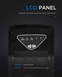Hicer Ice Maker Display Panel