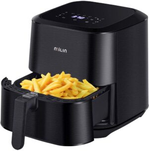 MILIN Air Fryer 5.8 Quart, 1700-Watt